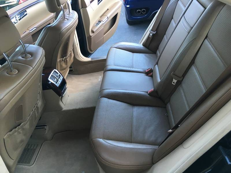 2008 Mercedes-Benz S-Class S 63 AMG 4dr Sedan - El Cerrito CA