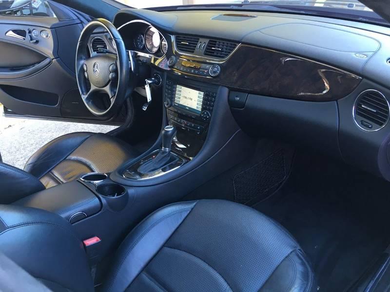 2008 Mercedes-Benz CLS CLS 63 AMG 4dr Sedan - El Cerrito CA