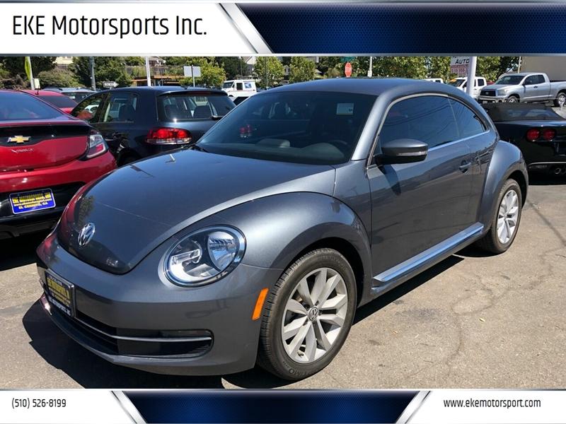 Used 2013 Volkswagen Beetle For Sale - CarGurus