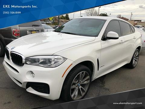 2016 BMW X6 for sale at EKE Motorsports Inc. in El Cerrito CA