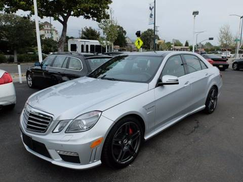 2013 Mercedes-Benz E-Class for sale at EKE Motorsports Inc. in El Cerrito CA