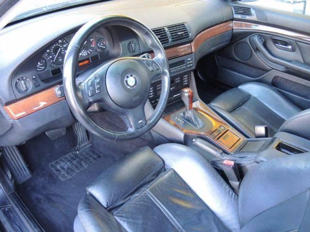 2003 BMW 5 Series 530i 4dr Sedan - El Cerrito CA