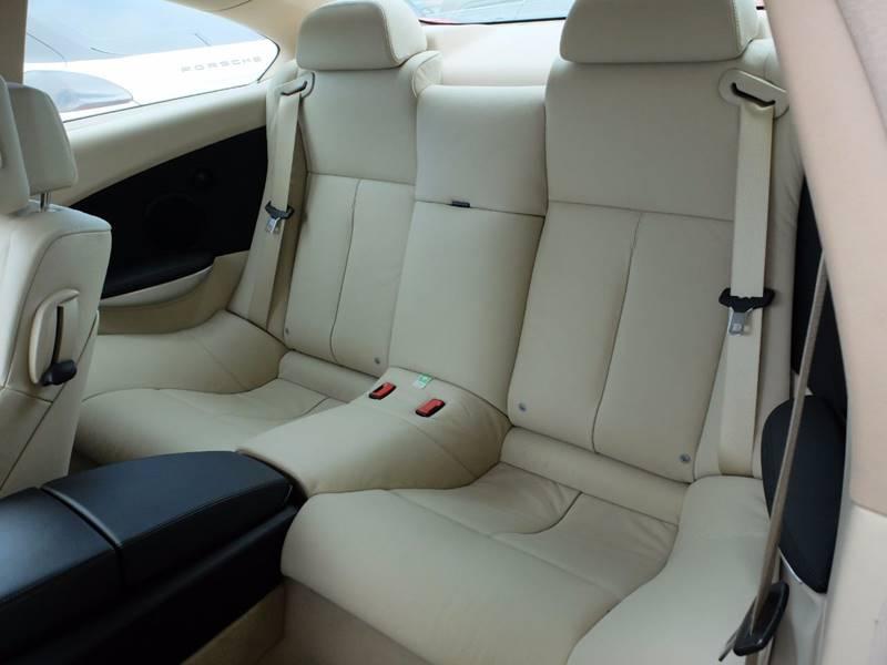 2008 BMW 6 Series 650i 2dr Coupe - El Cerrito CA