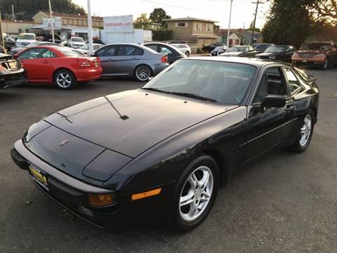 1988 Porsche 944 for sale in El Cerrito, CA
