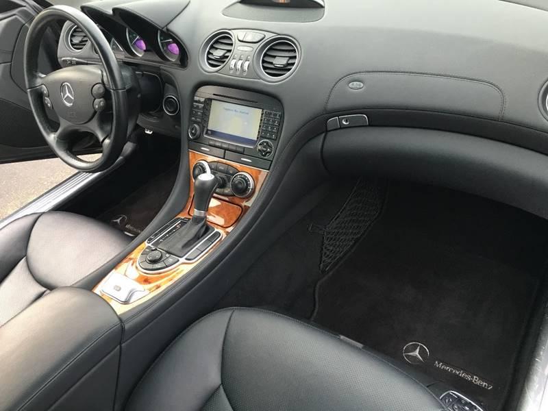 2007 Mercedes-Benz SL-Class SL 550 2dr Convertible - El Cerrito CA