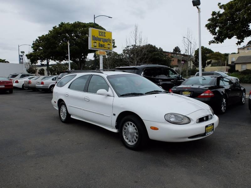 1999 Mercury Sable LS 4dr Wagon - El Cerrito CA