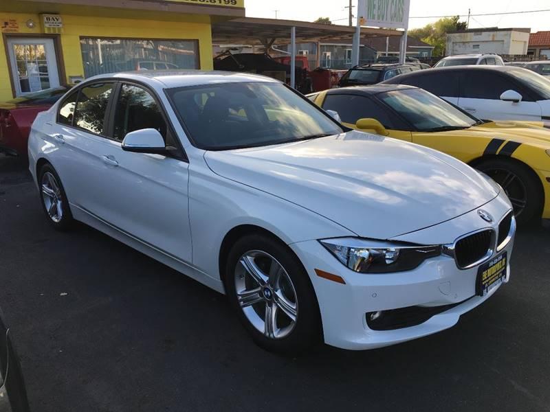 2014 BMW 3 Series 320i 4dr Sedan - El Cerrito CA