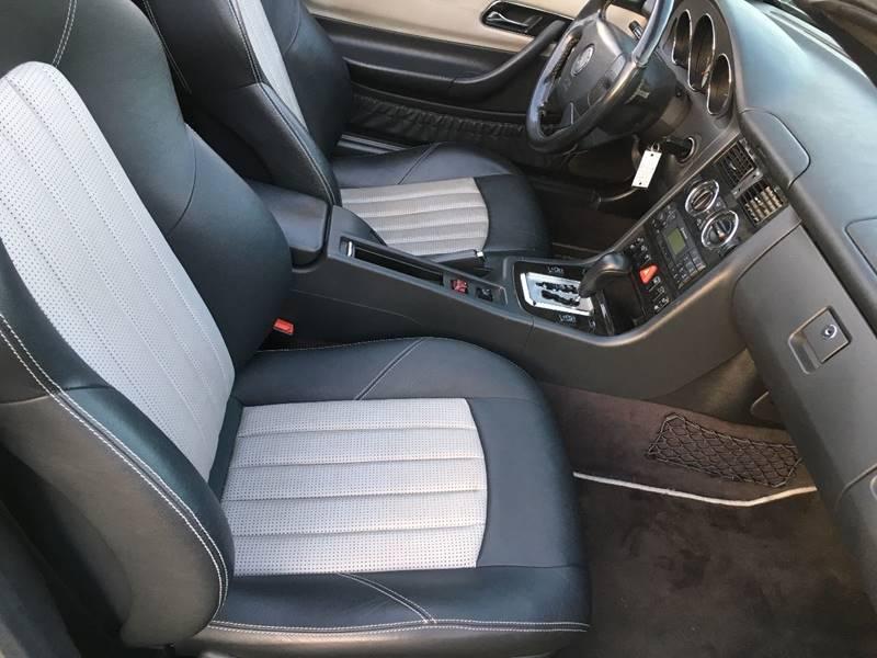 2004 Mercedes-Benz SLK SLK 32 AMG 2dr Convertible - El Cerrito CA