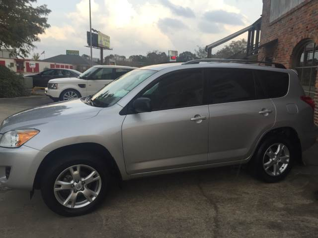 2011 TOYOTA RAV4 BASE 4DR SUV silver super clean 2011 toyota rav4 its in great condition inside