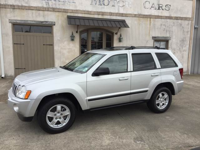 2007 JEEP GRAND CHEROKEE LAREDO 4DR SUV silver super  clean 1 owner  no accident 2007  jeep gran