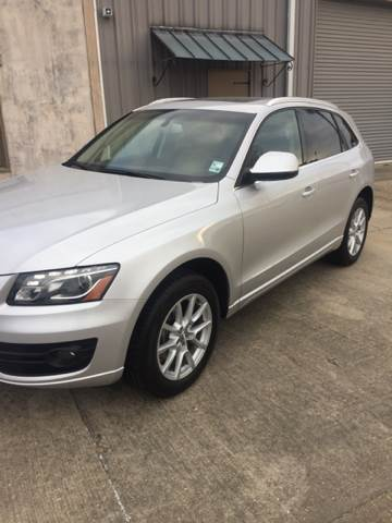 2009 AUDI Q5 32 QUATTRO AWD PREMIUM PLUS 4DR silver clean hwy miles q5 all the bells and button