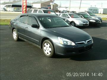 2007 Honda Accord for sale in Bowling Green, OH