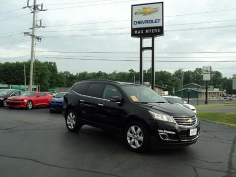 2016 Chevrolet Traverse for sale in Middlebury, IN
