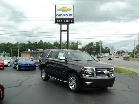 2017 Chevrolet Tahoe for sale in Middlebury, IN
