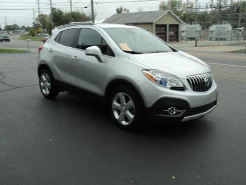 2015 Buick Encore for sale in Middlebury, IN