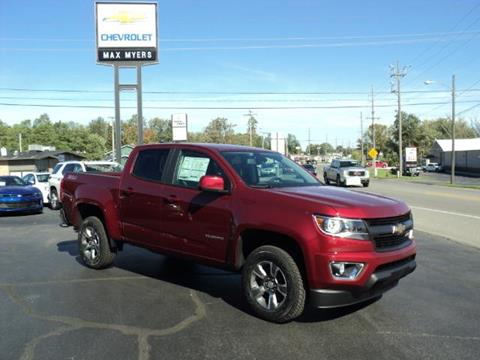 2018 Chevrolet Colorado for sale in Middlebury, IN