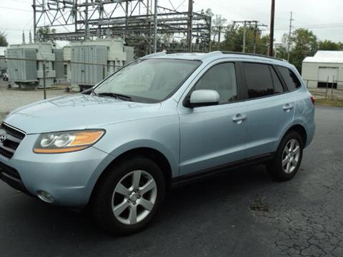 2008 Hyundai Santa Fe for sale in Middlebury, IN
