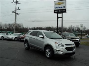 2017 Chevrolet Equinox for sale in Middlebury, IN