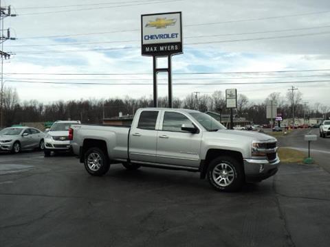 2017 Chevrolet Silverado 1500 for sale in Middlebury, IN