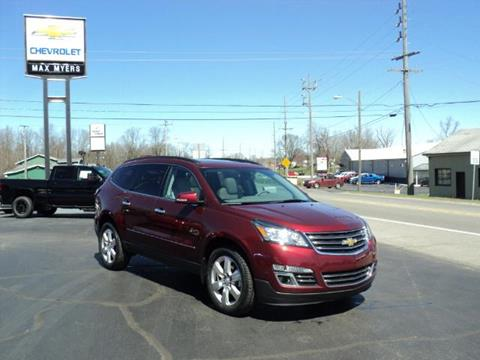 2017 Chevrolet Traverse for sale in Middlebury, IN