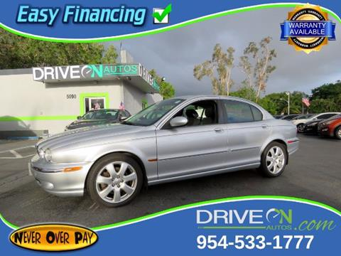 2006 Jaguar X-Type for sale in Davie, FL