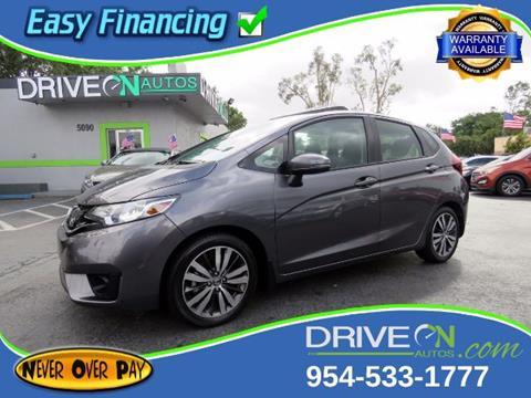 2015 Honda Fit for sale in Davie, FL