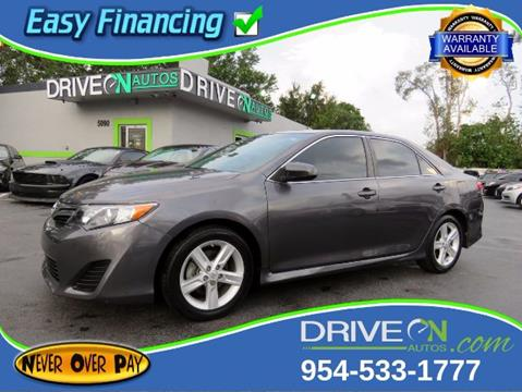 2014 Toyota Camry for sale in Davie, FL