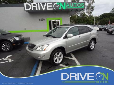 2007 Lexus RX 350 for sale in Davie, FL