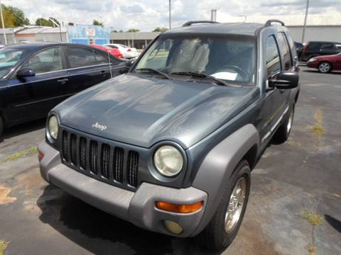 2002 Jeep Liberty for sale in Rock Hill, SC