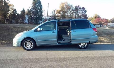 2008 Toyota Sienna for sale in Rock Hill, SC