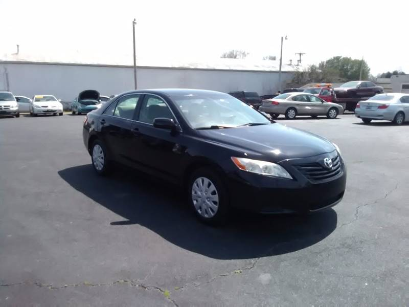 2009 Toyota Camry LE 4dr Sedan 5A   Rock Hill SC