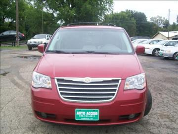 2008 Chrysler Town and Country for sale in Portage, WI