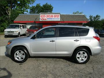 2007 Toyota RAV4 for sale in Raleigh, NC