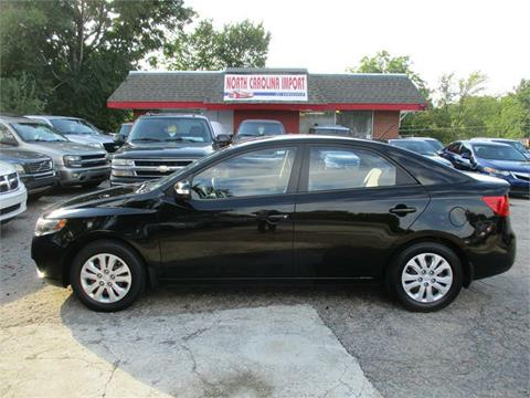2010 Kia Forte for sale in Raleigh, NC