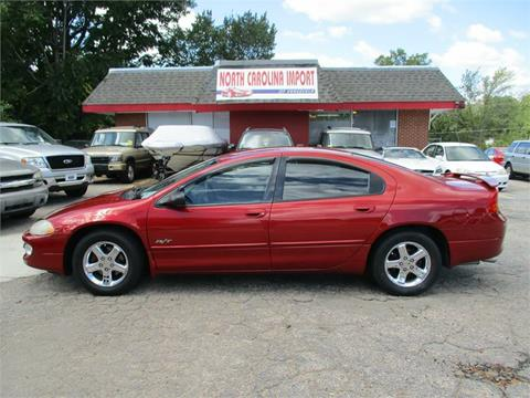 2002 Dodge Intrepid for sale in Raleigh, NC