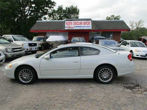 2004 Chrysler Sebring for sale in Raleigh, NC