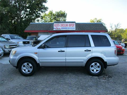 2006 Honda Pilot for sale in Raleigh, NC