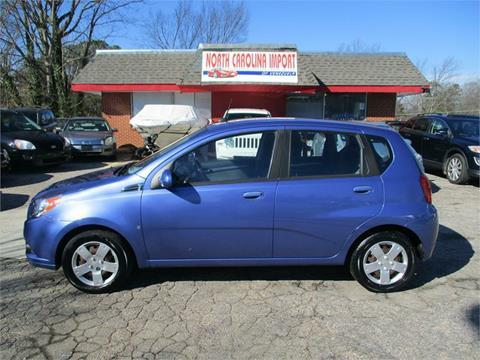Chevrolet Aveo For Sale In North Carolina Carsforsale