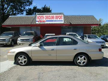 2003 Acura TL for sale in Raleigh, NC