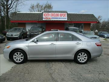 2007 Toyota Camry for sale in Raleigh, NC