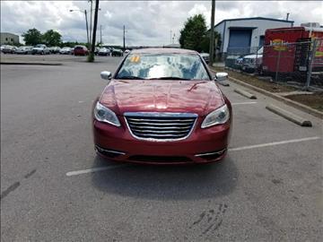 2011 Chrysler 200 for sale in Nashville, TN