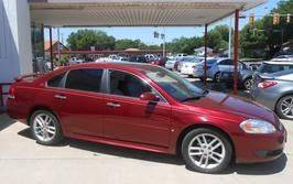 2009 Chevrolet Impala for sale in Ardmore, OK