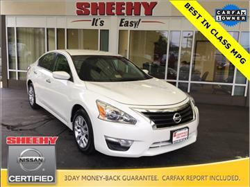 2014 Nissan Altima for sale in Mechanicsville, VA
