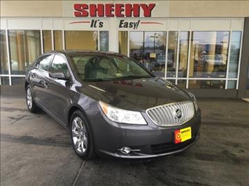 2012 Buick LaCrosse for sale in Mechanicsville, VA