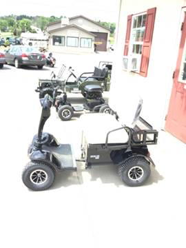 2018 Jeep Scooters