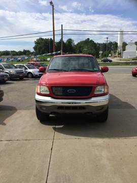 2003 Ford F-150 for sale in Byesville, OH