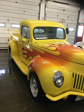 1940 Ford Deluxe for sale at Stewart's Motor Sales in Cambridge/Byesville OH