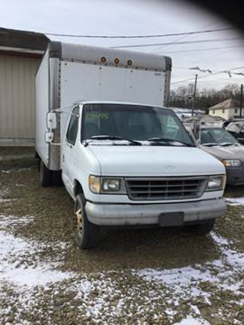1995 Ford E-350 for sale at Stewart's Motor Sales in Byesville OH