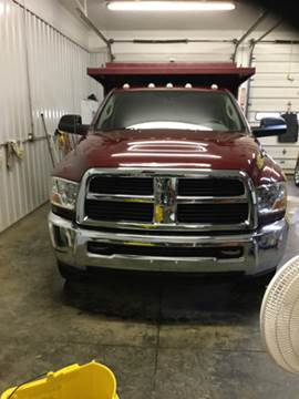 2011 RAM Ram Chassis 3500 for sale at Stewart's Motor Sales in Byesville OH