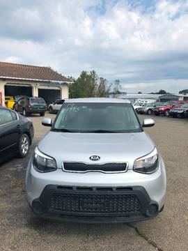 2014 Kia Soul for sale at Stewart's Motor Sales in Byesville OH